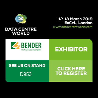 Data Centre World 2019
