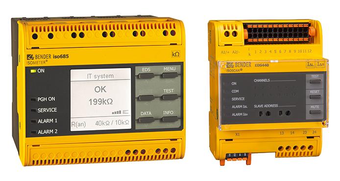ISO685 und EDS440