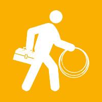 Sie verringert die Gefahr eines elektrisches Schlags für das Personal