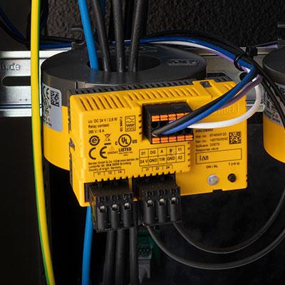 Elektrische Sicherheit mit MRCD-Applikationen