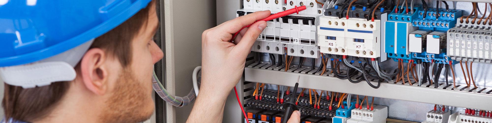 Sicherheit in elektrischen Anlagen