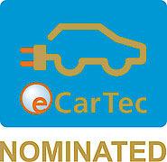Nominierung  zum eCarTec Award 2013