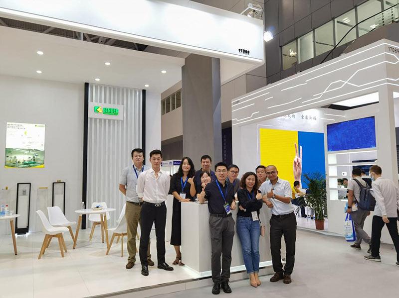 本德尔中国携手本德尔融创参加全国医院建设大会(CHCC),取得圆满成功