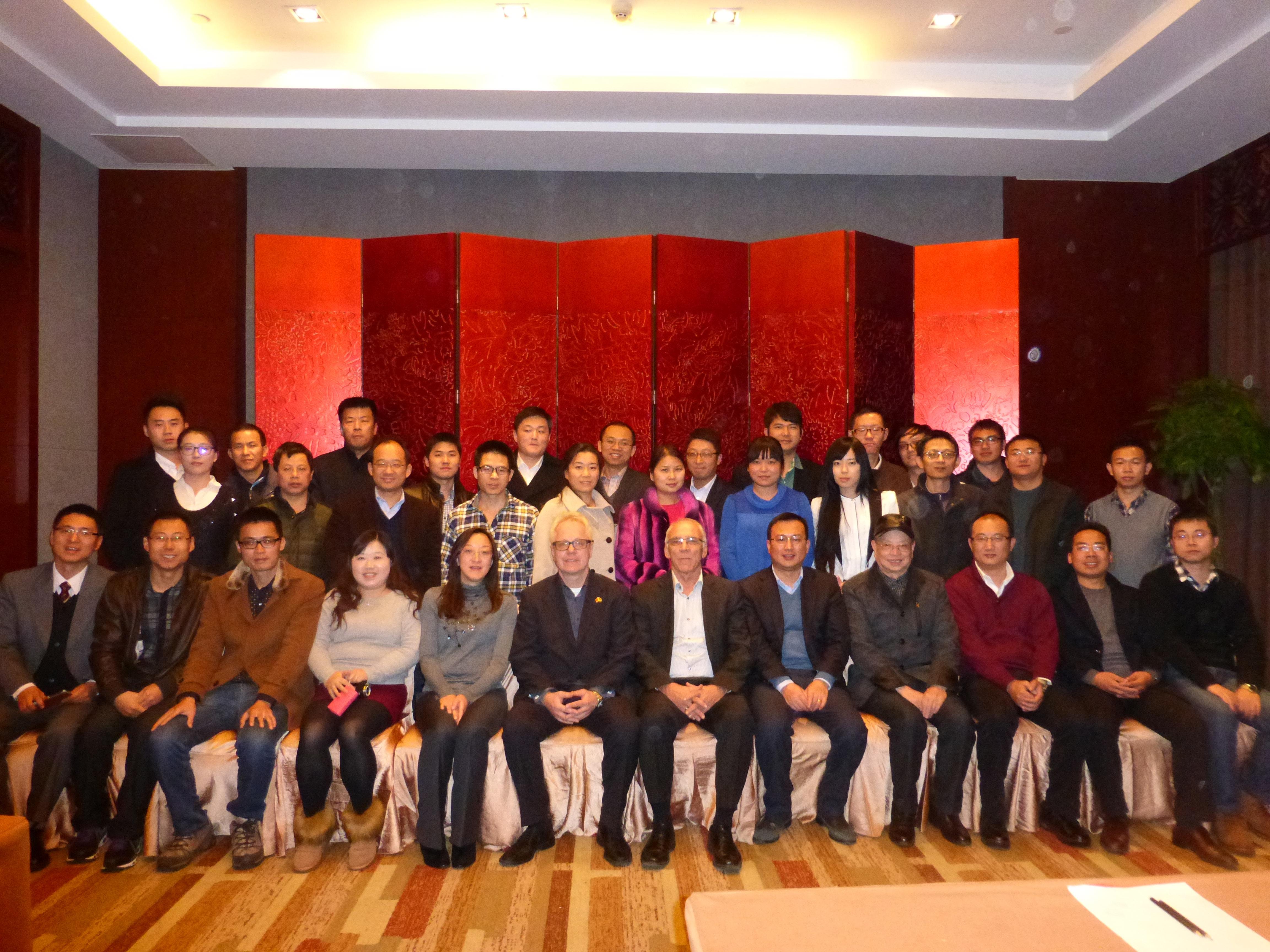 2014年度本德尔中国代理商大会