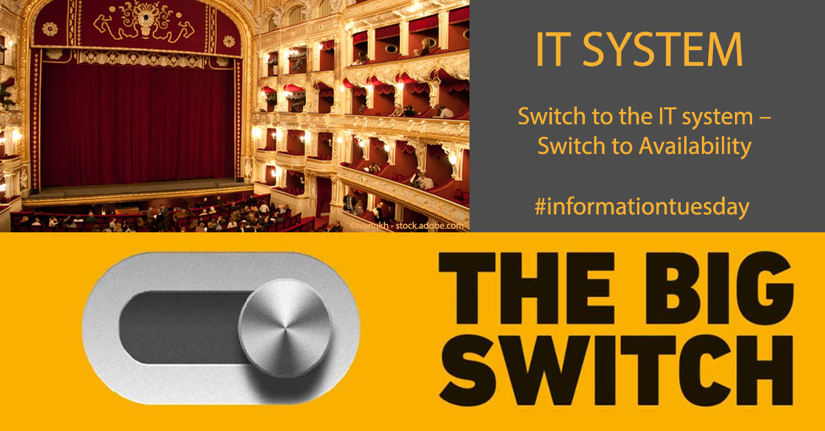 Informationsdienstag zum IT-System #10