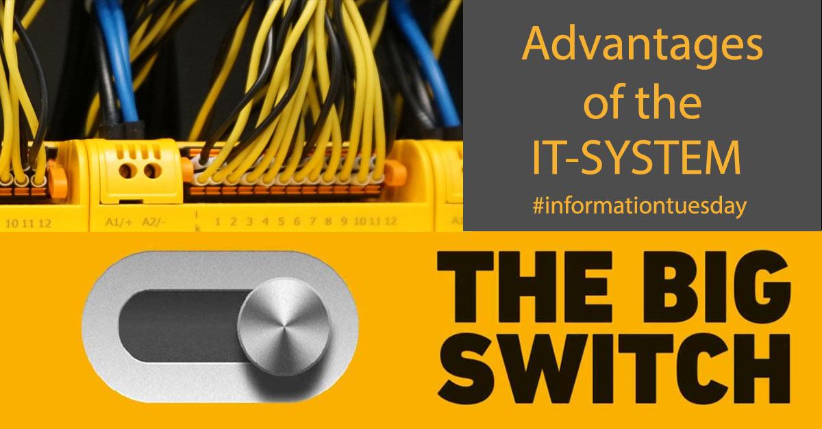 Informationsdienstag zum IT-System #3