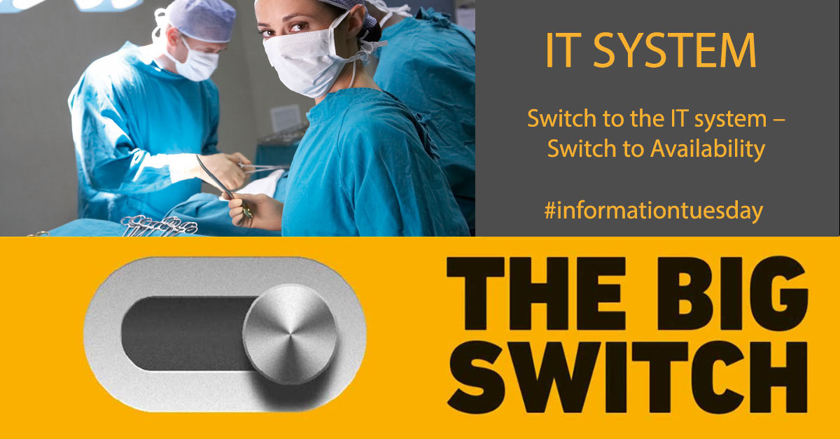 Informationsdienstag zum IT-System #6