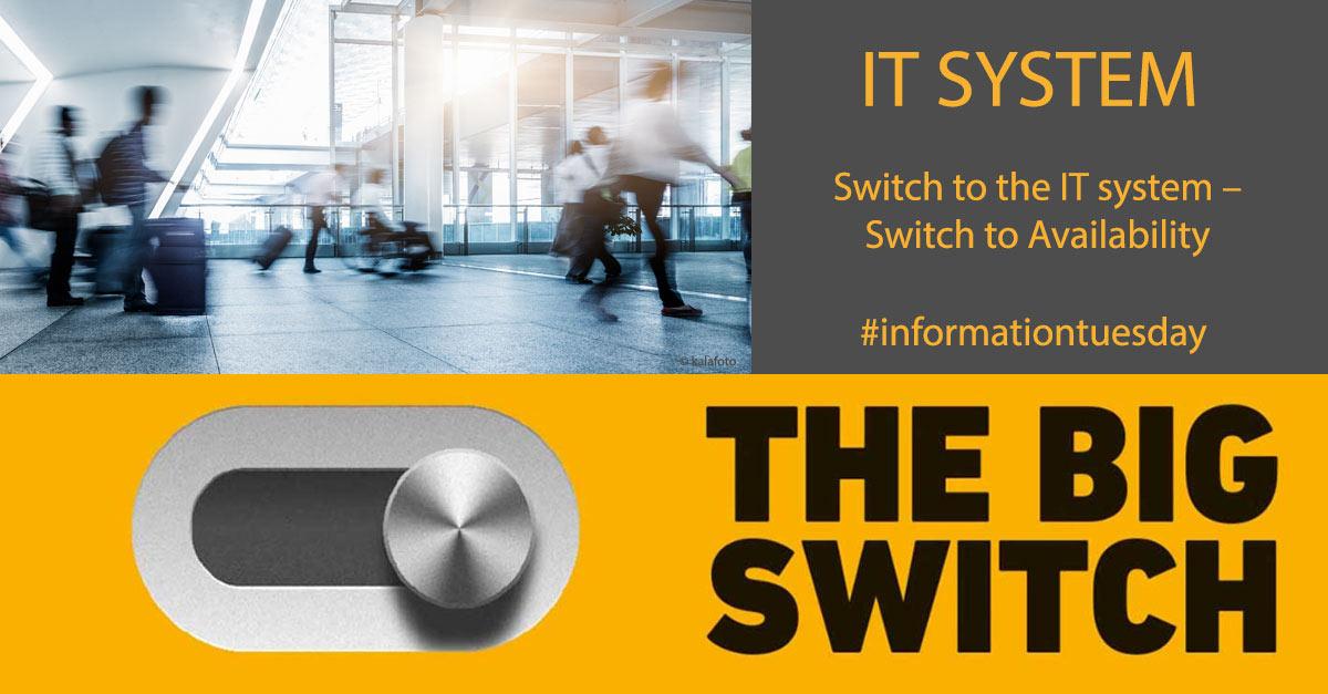 Informationsdienstag zum IT-System #7