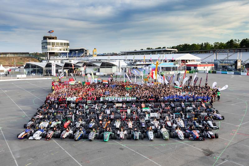 Formula Student Germany 2019 ist gelaufen
