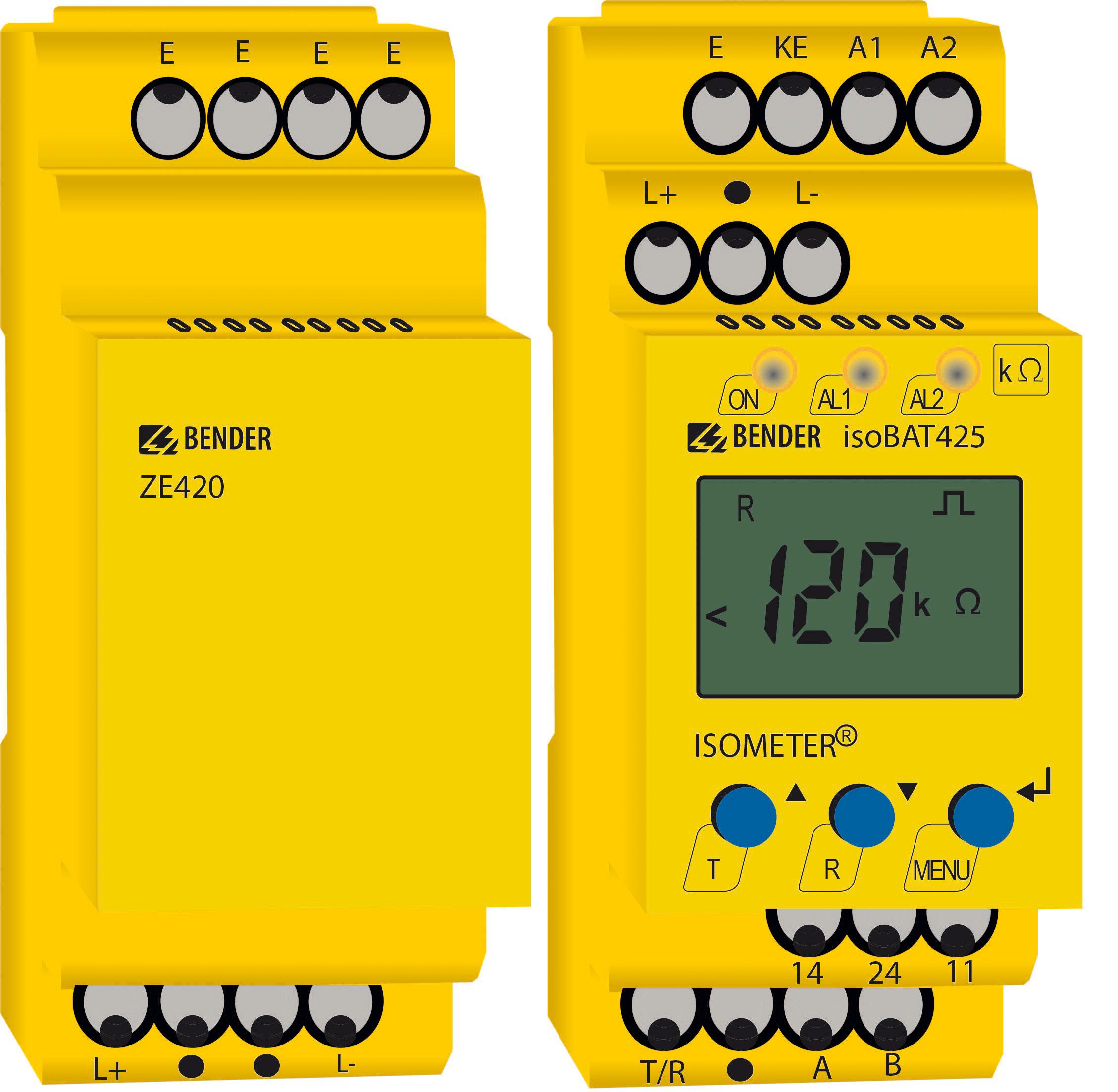 Überwachung der Batterieproduktion von Elektrofahrzeugen mit dem neuen Isolationsüberwachungsgerät isoBAT425