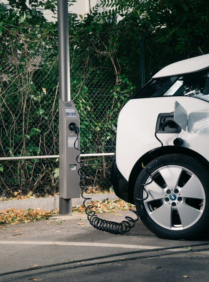 Electric vehicle charge station launched through Bender UK
