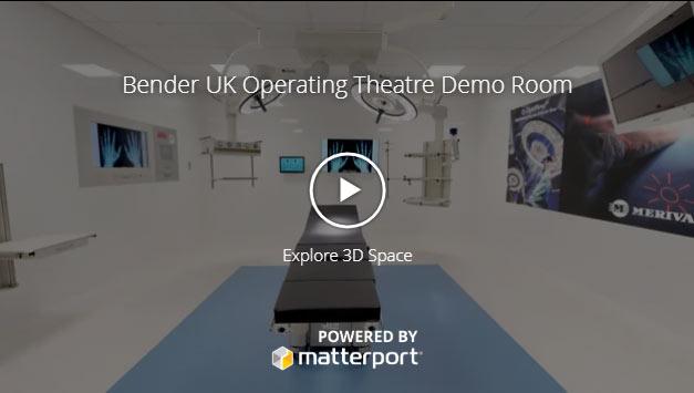 Take a virtual theatre tour