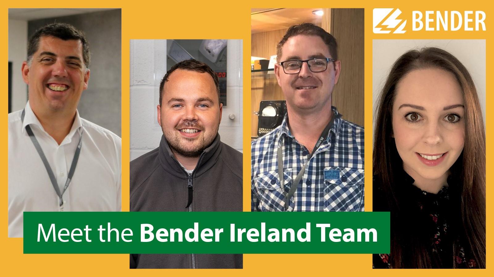 Bender Ireland Team