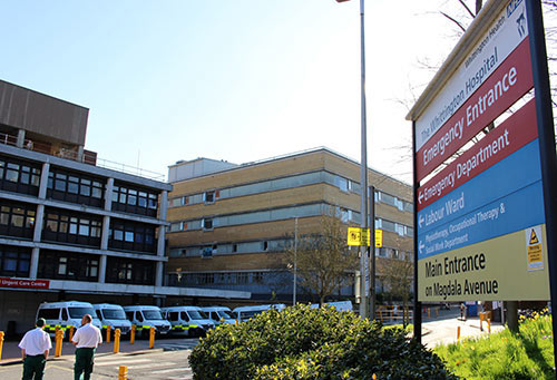 Bespoke TCP'S installed at Whittington Hospital in a rapid time