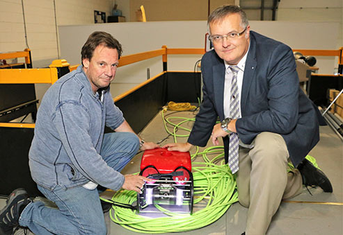 Rovtech Solutions designs Bender monitoring technology into underwater vehicles