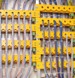 RCMS150 installed in a distribution board