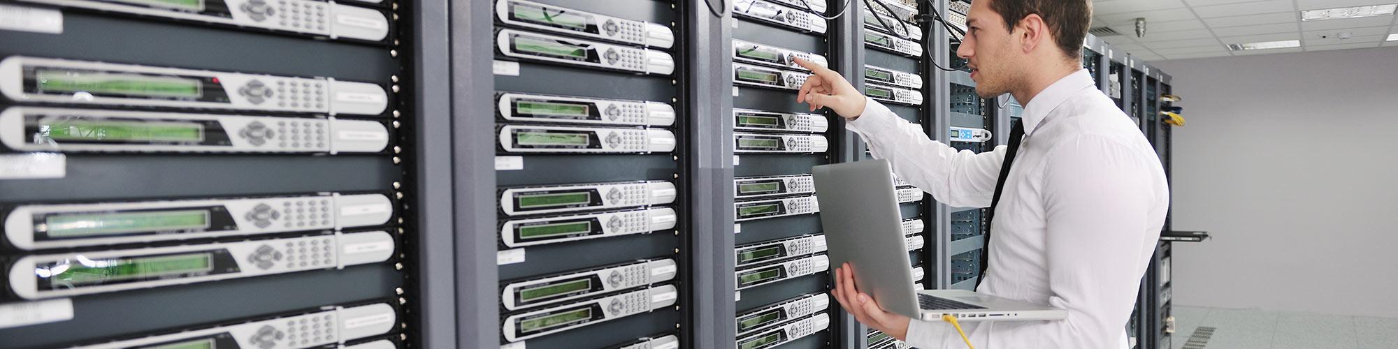 Server- und Racküberwachung