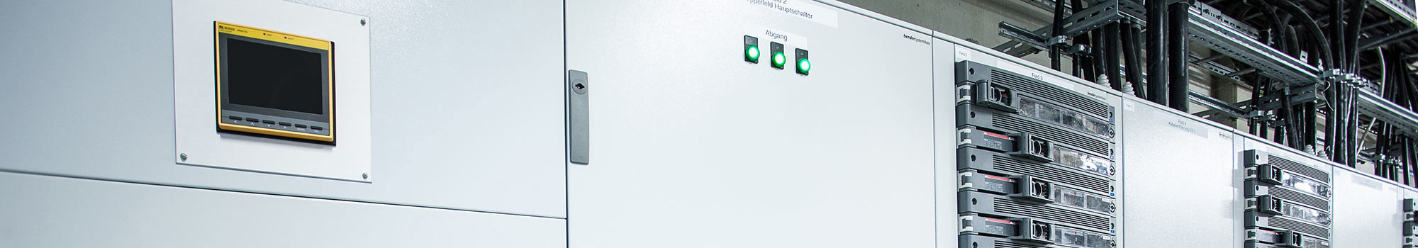 Switching main distribution boards in hospitals reliably