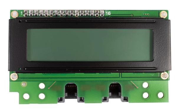 DPM2x16FP Display-Modul