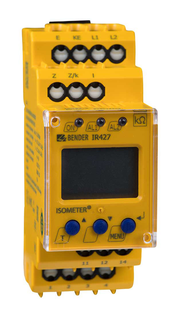 ISOMETER® IR427 with MK7