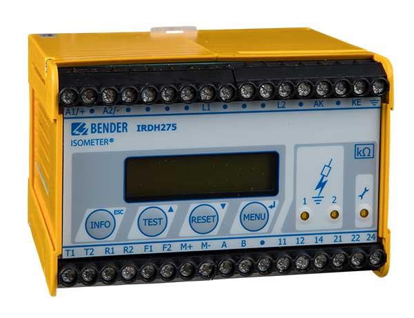 ISOMETER® IRDH275BM-7 mit AGH675S-7...