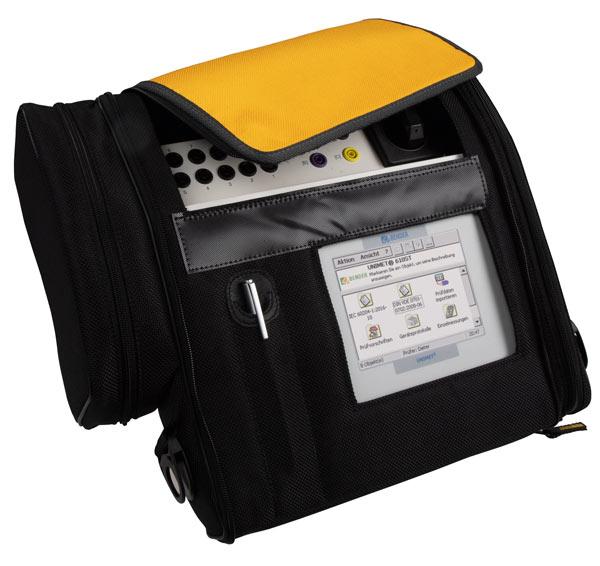 UNIMET® 610ST - der DGUV Vorschrift 3-Sicherheitstester