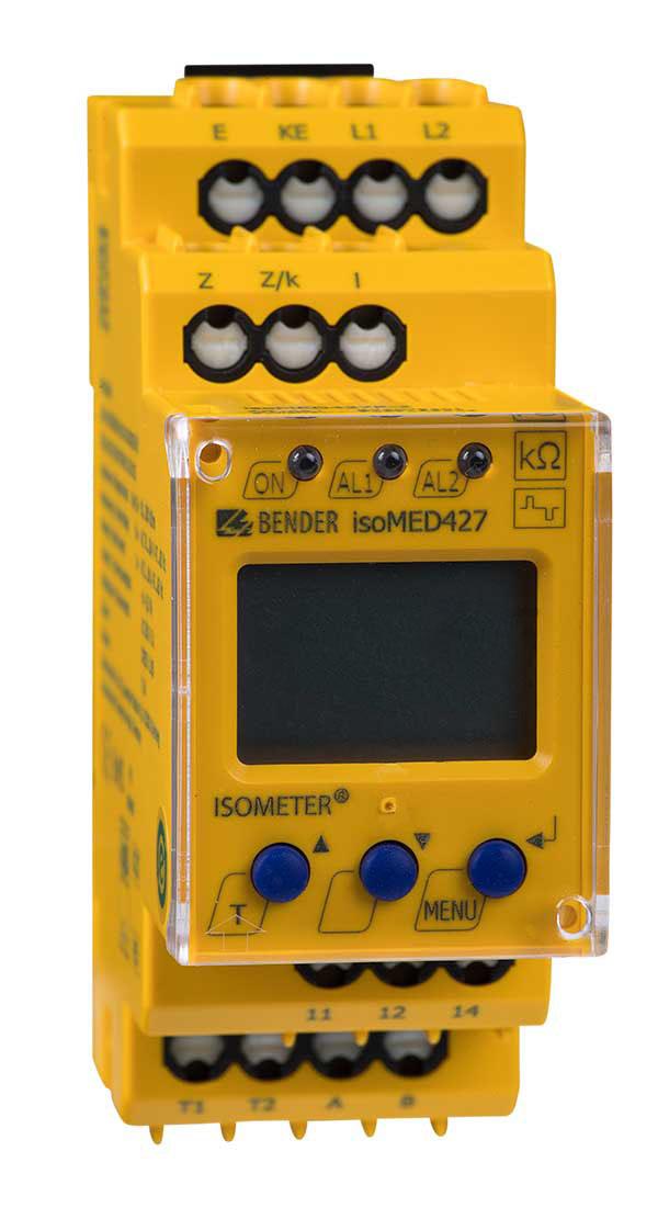 ISOMETER® isoMED427P