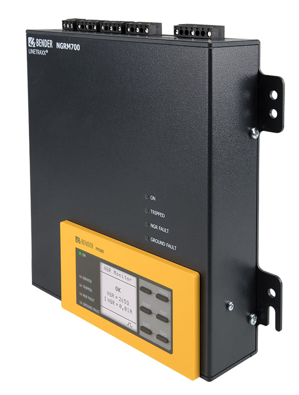 NGRM700 Neutral Grounding Resistance (NGR) Monitoring