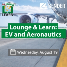Lounge & Learn: EV and Aeronautics