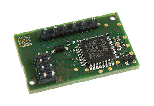 Elektrische Sicherheit mit dem kompakten allstromsensitiven Differenzstrom-Überwachungsmodul RCMB104